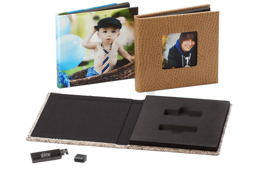 USB Cases & Drives