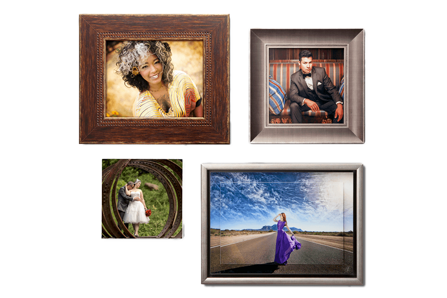 Framed MetalPrints