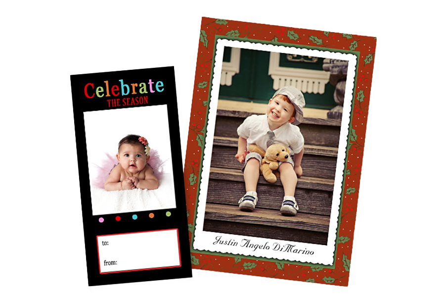 Gift Tags & Holiday Magnets