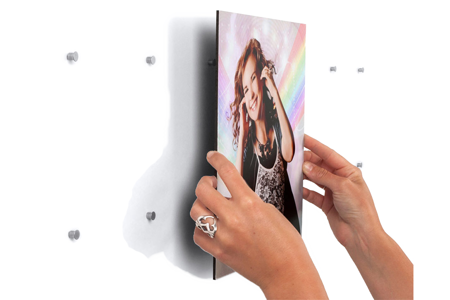 CollageWall Photo Displays